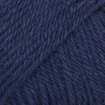 13 marineblau uni colour