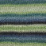 16 grün/blau print