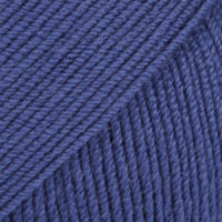 30 blau uni colour