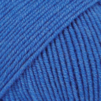 33 knallblau uni colour