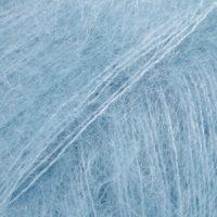 08 hell jeansblau uni colour