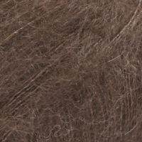 15 dunkelbraun uni colour
