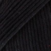 17 schwarz uni colour