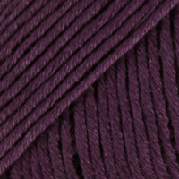 38 aubergine uni colour
