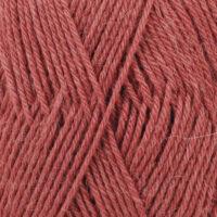 121 roter ziegelstein uni colour