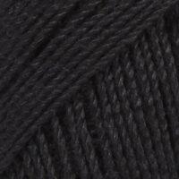 8903 schwarz uni colour