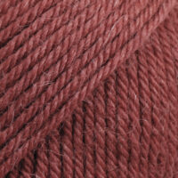 9021 roter ziegelstein uni colour