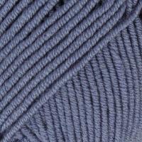13 jeansblau uni colour