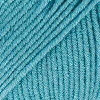 43 meeresblau uni colour