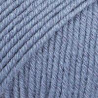16 jeansblau uni colour